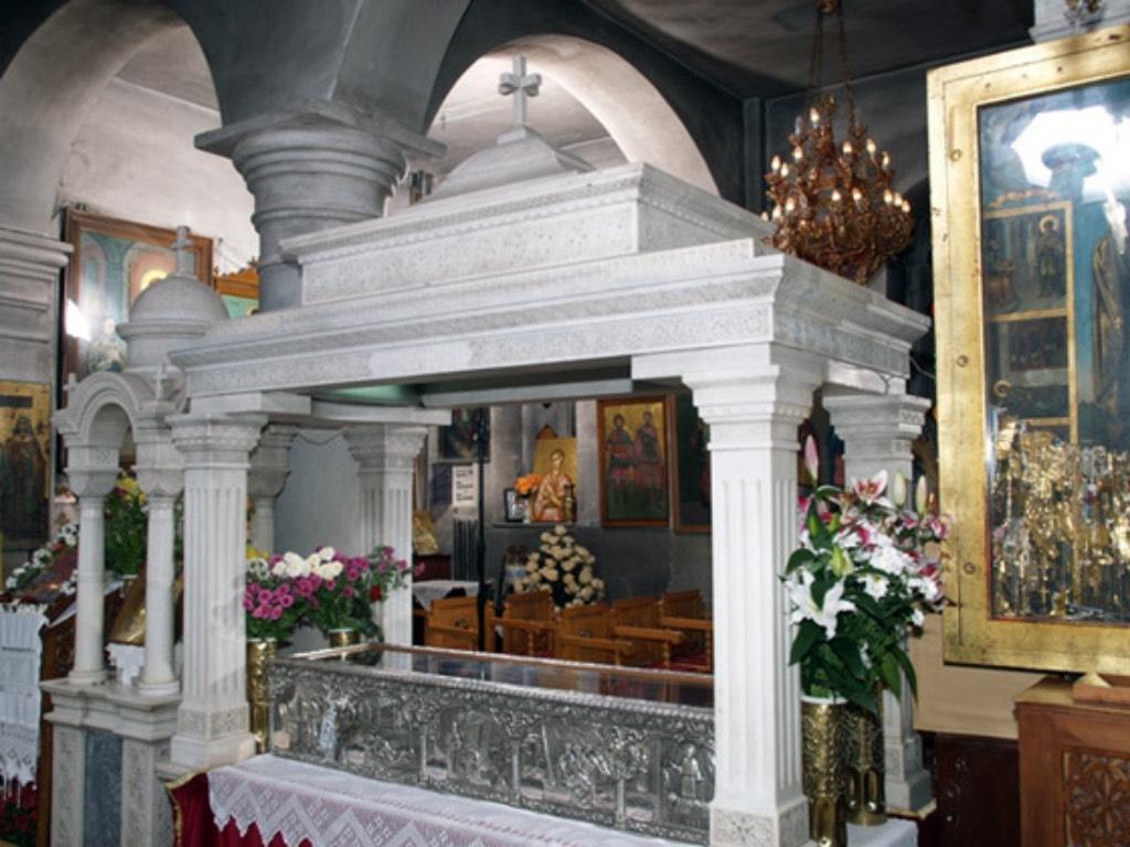 Agios Ioannis Rossos Amp Limni Trogadas Travel